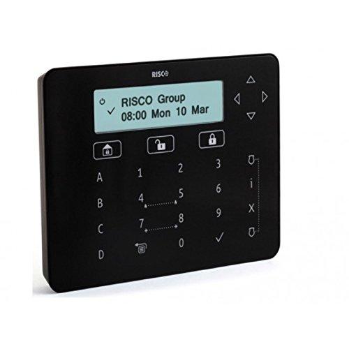 RPKEL0B0000A Risco roconet alarmsysteem Alarm Thuis Touch ELEGANT zwart
