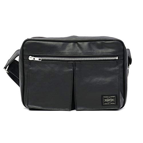 Yoshida Bag Porter Freestyle Shoulder Bag Black 707-08212