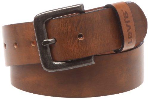 Levi's Stinson, Cintura Unisex - Adulto, Beige (Medium Brown), 95 cm (Taglia Produttore: 95)