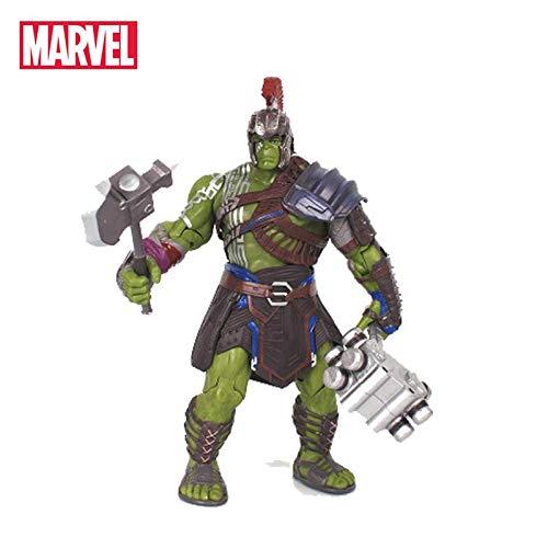 VNUSToys Marvel Avengers Thor: Ragnarok Super Hero Hulk Movie & TV Toy Action Figure Collection Model Doll for Christmas New Year