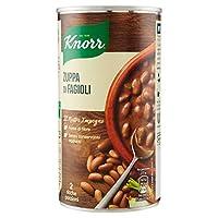 knorr zuppa di fagioli - 545 g