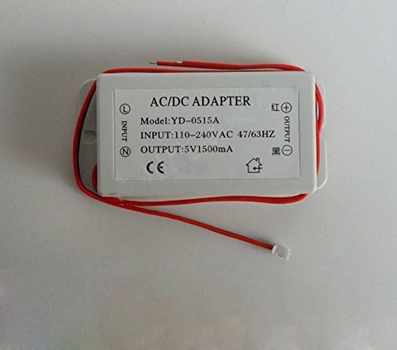 MP3 decoder board dedicated power supply AC 110/220V to DC 5V 1.5A Compatible 3528 5050 SMD LED Light Power Supply DIY Transformer