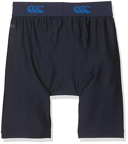 Canterbury Boys Thermoreg Base Layer Shorts, Navy, Large