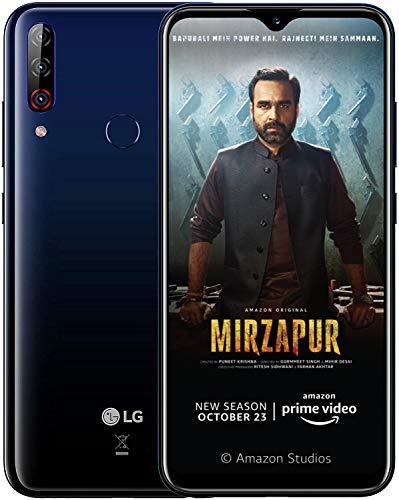 LG W30 PRO (Midnight Blue, 4GB RAM, 64GB Storage, SD 632)