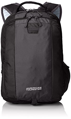 American Tourister Urban Groove 15.6 Inch Laptop Backpack, 45 cm, 25 Litre, Black