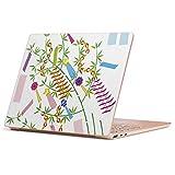 Surface Laptop Go 専用 スキンシール サーフェス ラップトップ ゴー ステッカー カバー ケース フィルム アクセサリー 保護 013867 七夕 短冊