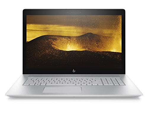 HP ENVY 17-ae004ng 2.70GHz i7-7500U Intel Core i7 di settima generazione 17.3' 1920 x 1080Pixel Argento Computer portatile