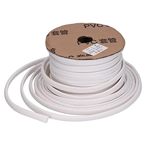 Impresión de tubo de PVC, tubo marcador de alambre de PVC Cable...