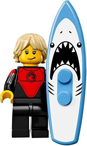 Lego Minifigures Series 17 - # 1 SURFER PROFESIONAL Minifigure - (Embolsado) 71018