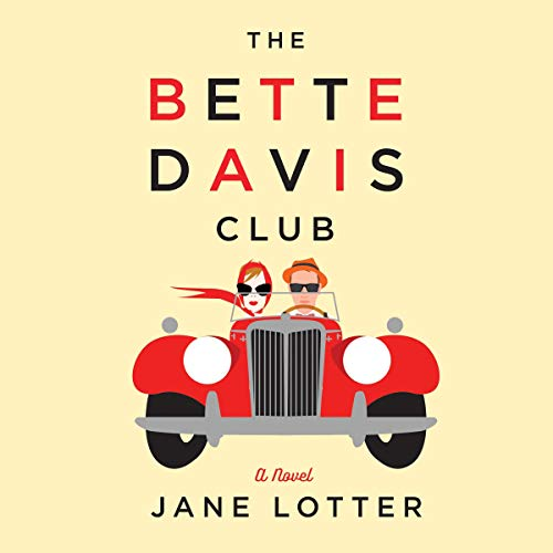 The Bette Davis Club  By  cover art