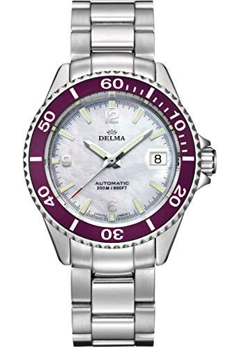 DELMA - Armbanduhr - Damen - Santiago - 41702.545.1.516