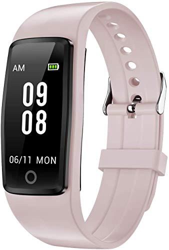 Willful Pulsera de Actividad Sin Bluetooth App Pulsera Actividad Inteligente Sin que Teléfono móvil para Mujer Hombre Niños Impermeable IP68 Podómetro Monitor de Sueño a Distancia de Calorías