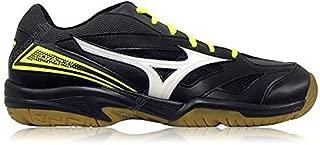 Mizuno Gate Sky Men's Black Synthetic Non Marking Badminton Shoes (UK-8.5)