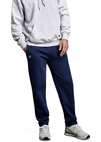 Russell Athletic Men's Fleece Open Bottom Sweatpants