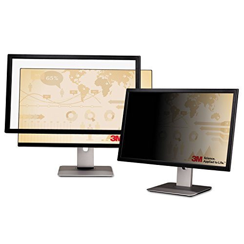 3M PF324W9 Displayfilter für Monitore (Anti-Reflective, LCD, 16:9, Framed, Monitor, Widescreen)