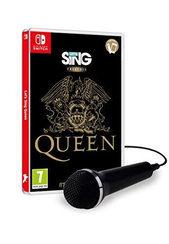 Let's Sing Queen + 1 Mic - Nintendo Switch [Importación italiana]