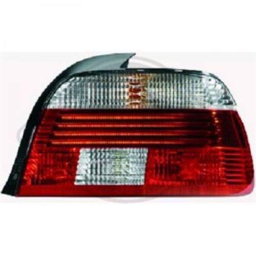 in. pro. 1223395 haute définition LED Feux arrière, Rouge/Blanc