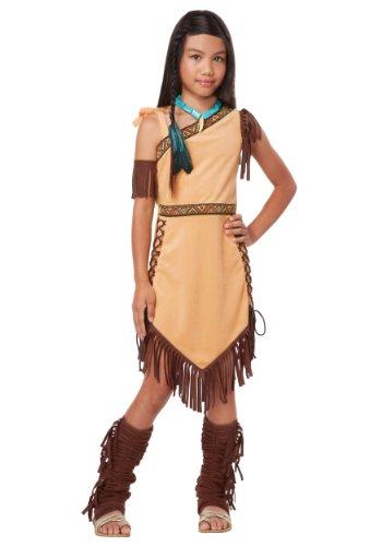Native American Princess Girl Costume Medium (8-10)