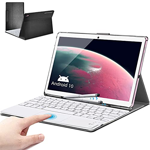 Tablet 10.8 Pollici, 6 GB RAM 128 GB ROM   512 GB, 10-Core Android 10.0,5G WiFi, 8 MP + 16 MP Dual Camera, GPS | Bluetooth | Doppia SIM | OTG