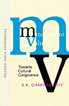 Management by Values: Towards Cultural Congruence
