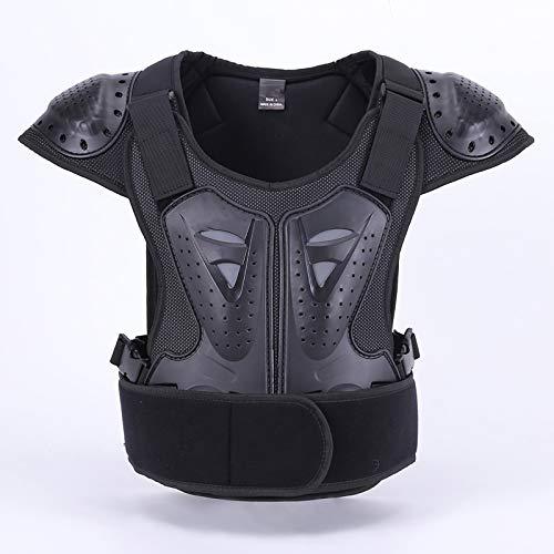 YouthRM Armor Traje Protector Chaleco Protector de Espalda para Adultos Dirt Bike Mountain Bike Off-Road Racing Adulto,L