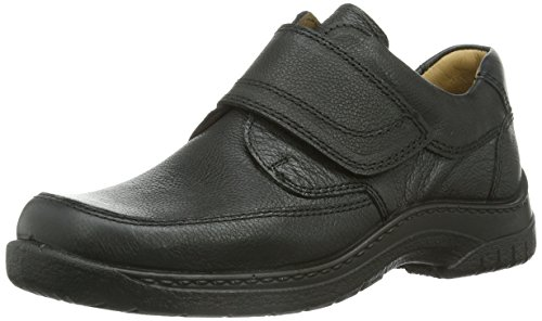 Jomos Herren Feetback Slipper, Schwarz (schwarz), 46 EU