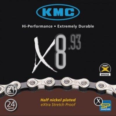 KMC Fahrradkette Schaltungskette X-8-93 - 2
