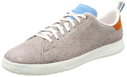 Cole Haan C26994 Zapatos de Cordones Oxford para Hombre, Color Gris, 26.5