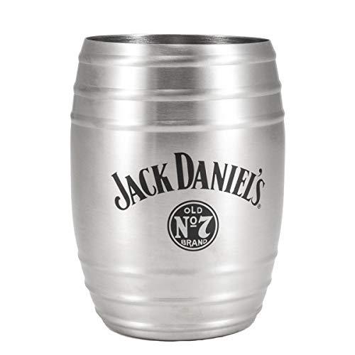 Amazon.com: Jack Daniel's 14 oz Metal Barrel Cup: Home & Kitchen