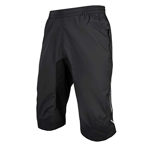 Endura Hummvee Waterproof Mountain Bike Shorts Large Black