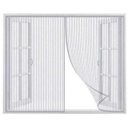 CHENG Mosquitera Magnética para Puertas 210x215cm, Cortina