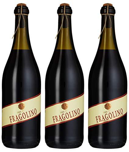 Corte Viola Fragolino rosso lieblich (3 x 0.75 l)