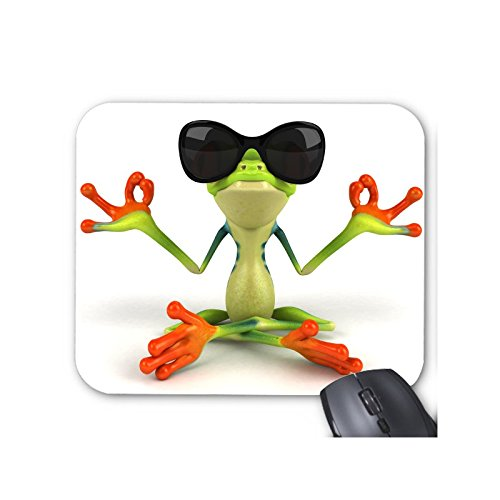 Tapis de souris grenouille humour ref 2923