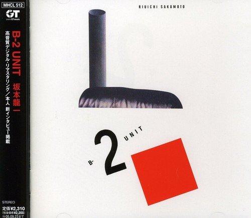 B-2 Unit (Mini LP Sleeve)