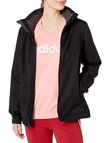 adidas outdoor-Wandertag-Jacke für Damen, Damen, schwarz, Small