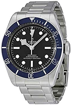 Tudor Heritage Automatic Chronometer Black Dial Men's Watch