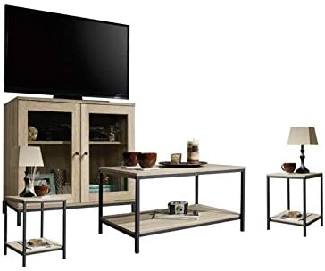 Home Square 4 Piece Living Room Accent Table Set and Coffee OFFicial store Safety trust with