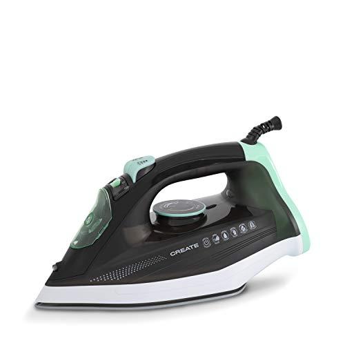 IKOHS Create Iron 2600 - Plancha de Vapor 2600 W, 190g Golpe