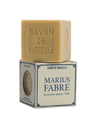 Marius Fabre - Savon de Marseille Nature 400g-Etui