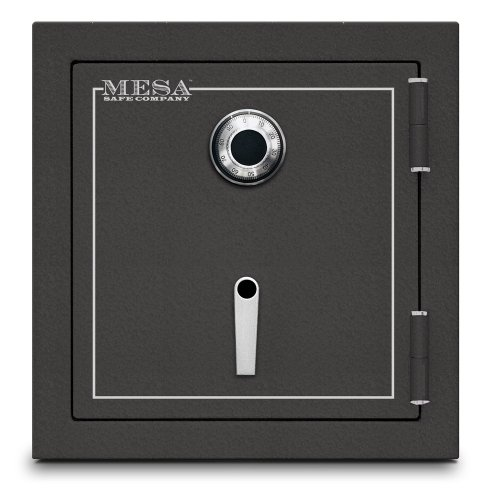 Mesa safe MBF 2020C all-steel Burglary and fire safe with combination lock
