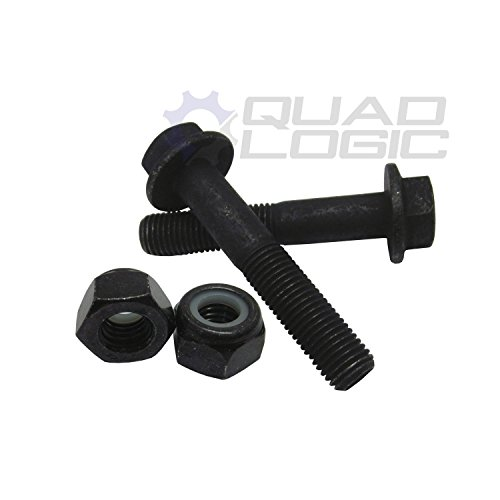 Polaris RZR 900 1000 Turbo M10 x 45mm Roll Bar Cage Bolts & Nuts (SET) 7519906
