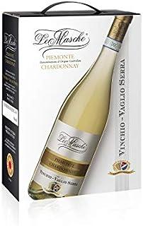 """Vinchio Vaglio Serra - Bag In Box 3 lt. Piemonte DOC Chardonnay""""Le Masche"""""""