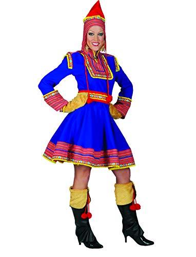 Generique - Kostüm als Russin in Blau für Frauen