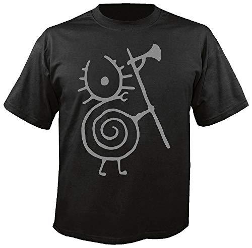 HEILUNG - Warrior Snail - T-Shirt Größe XXL