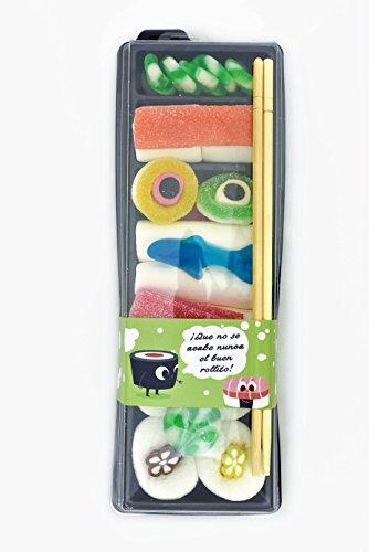 Sushi de chuches M. Que no se acabe el buen rollito