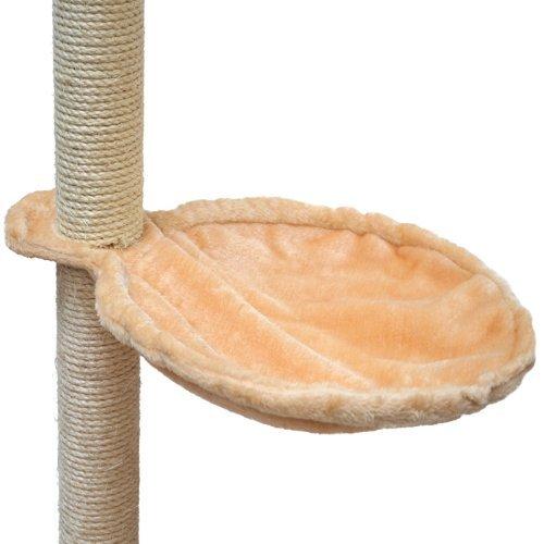 EYEPOWER 14901 Liegemulde Beige Durchmesser 40cm
