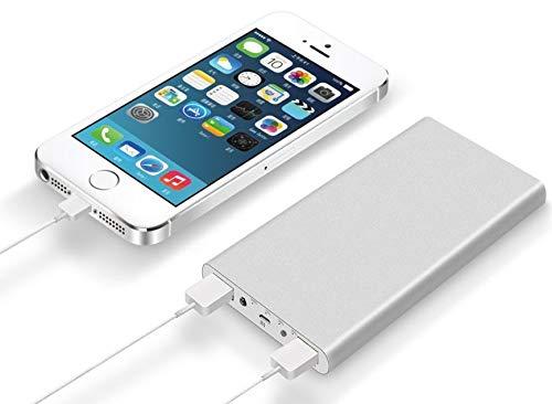 iPad T/él/éphone portable USB double pour iPhone Gusspower Chargeur Solaire ultra mince 20 000 mAh Tablet Samsung Etc