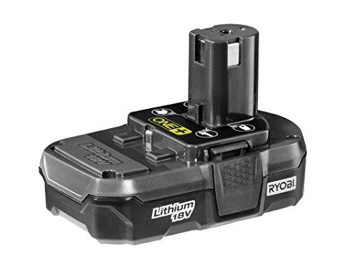 Batterie Lithium-Ion, 18V, 1.3Ah , noir