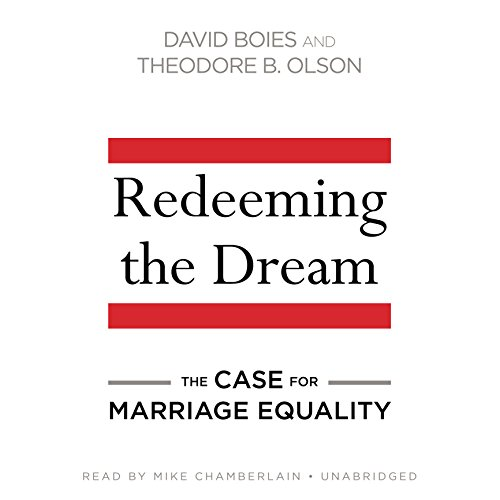 Redeeming the Dream audiobook cover art