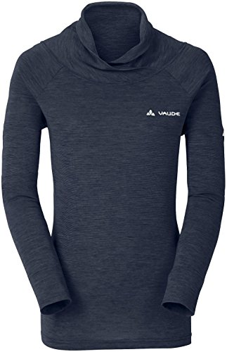 VAUDE Damen T-shirt Altiplano LS , eclipse, 36, 40274